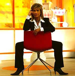 La periodista Julia Otero. (Foto: EL MUNDO)