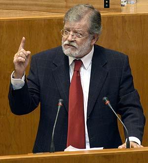 Juan Carlos Rodríguez Ibarra. (Foto: EFE)
