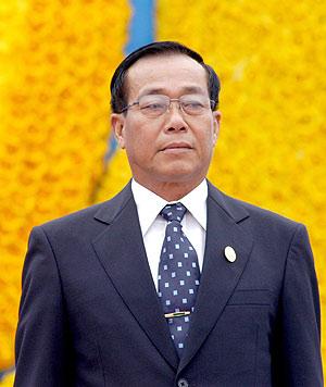 El primer ministro de la Unión de Myanmar, el general Soe Win. (Foto: EFE)