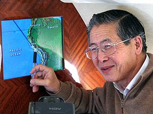 El ex presidente de Perú, Alberto Fujimori. (Foto: REUTERS)