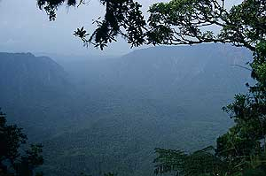 La Caldera de Luba es uno de los lugares más inhóspitos de África. (Foto: UPM)