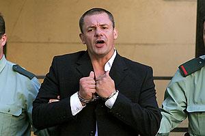 Tony King en la última sesión del juicio. (Foto: EFE)