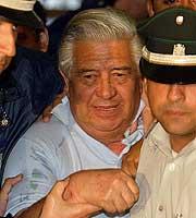 Manuel Contreras. (Foto: AFP)