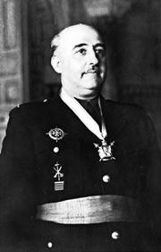 Francisco Franco. (Foto: AP)