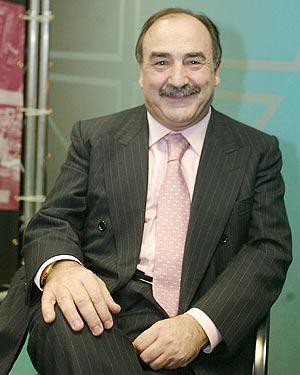 Blas Herrero. (Foto: EL MUNDO)