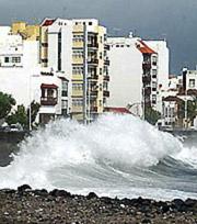 Las consecuencias de 'Delta' en La Palma. (Foto: EFE)