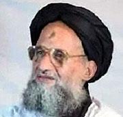 Al Zawahri, en el vídeo difundido. (Foto: REUTERS)