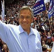 Sebastián Piñera. (EFE)
