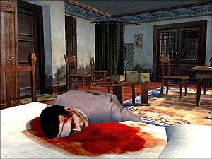 Imagen del videojuego 'Mafia', permitido a menores de 18 años. (Foto: EL MUNDO)