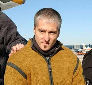 Javier García Gaztelu. (Foto: EFE)