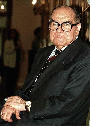 Julián Marías. (Foto: EFE)