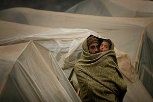 Sólo en el terremoto de Pakistán murieron más de 70.000 personas. (Foto: AP)