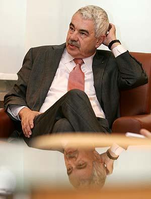 Pasqual Maragall. (Foto: AFP)