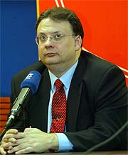 César Vidal. (Foto: EL MUNDO)