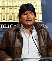 Evo Morales, presidente electo de Bolivia. (Foto: EFE)