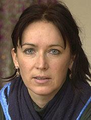 Susanne Osthoff. (Foto: AP)