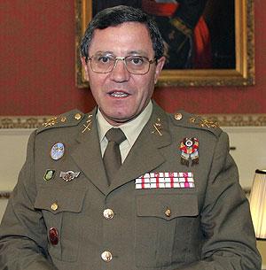 José Mena Aguado. (Foto: EFE)