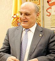 Francisco José Hernando. (Foto: Javi Martínez)