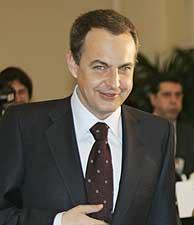José Luis Rodríguez Zapatero. (Foto: EL MUNDO)