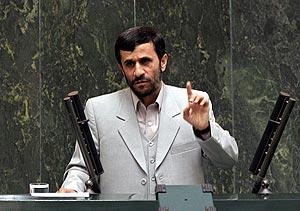 Mahmoud Ahmadinejad. (Foto: AP)