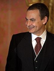 José Luis Rodríguez Zapatero. (Foto: José Ayma)