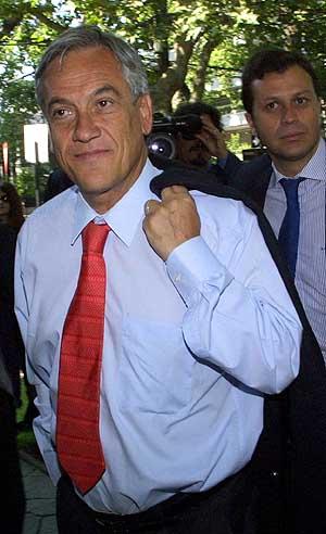 Sebastián Piñera. (Foto: EFE)