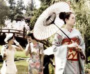 Las 'geishas' eran muy bien consideradas por la sociedad.