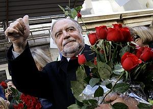 Manuel Alegre. (Foto: AP)