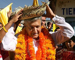 López Obrador. (Foto: REUTERS)