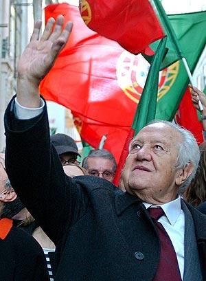 Mario Soares. (Foto: EFE)