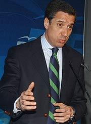 Eduardo Zaplana. (Foto: Paco Toledo)