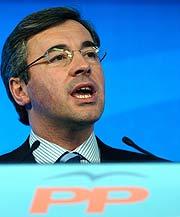 Ángel Acebes. (Foto: EFE)