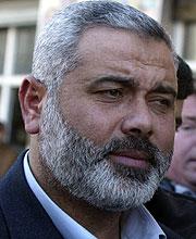Ismail Haniya. (Foto: AFP)