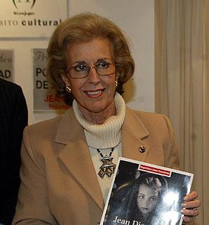 María Dolores Masana, presidenta de RSF en España. (Foto: Julián Jaén)