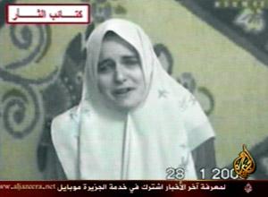 Imagen de Carroll en el nuevo vídeo difundido por Al Yazira. (Foto: AFP)