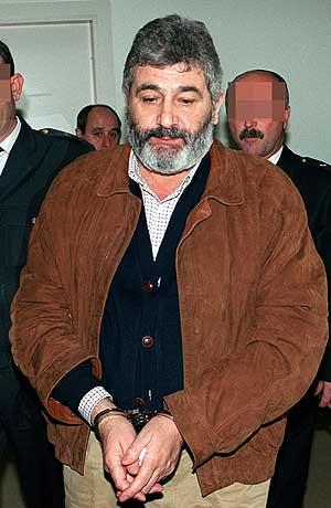 Fotografía de archivo del 28 de noviembre de 2000 de Laureano Oubiña. (Foto: EFE)