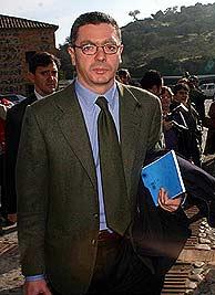 El alcalde de Madrid, Alberto Ruiz Gallardón. (Foto: EFE)