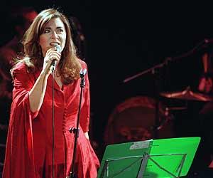 La cantautora María del Mar Bonet. (Foto: EFE)