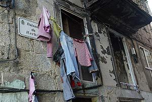 Fachada de la vivienda. (Foto: EFE)