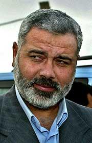 Ismail Haniye. (AP)