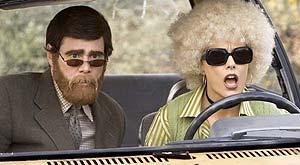 Jim Carrey y Tea Leoni en 'Dick y Jane'. (Foto: REUTERS)