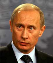 Vladimir Putin. (Foto: REUTERS)
