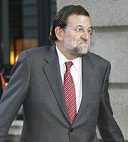 Mariano Rajoy. (Foto: Alberto Cuéllar)