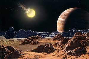 Resultado de imagen de Mundos extrasolares