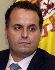 Celso Perdomo. (Foto: EFE)