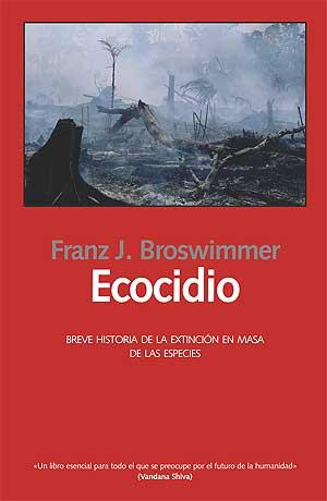 Portada del libro de Broswimmer.