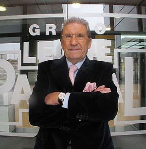 Tomás Pascual Sanz, en una instantánea en 2004. (Foto:Carlos Miralles)