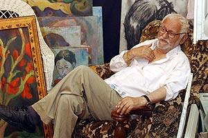 Luis Arribas, en una imagen de 2004. (Foto: EFE)