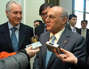 El presidente del Tribunal Supremo y del Consejo General del Poder Judicial, Francisco José Hernando. (Foto: EFE)