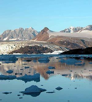 Deshielo en Groenlandia. (Foto: SCIENCE)